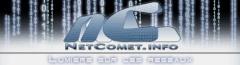 Bienvenue sur le site web communautaire netcomet.info :)